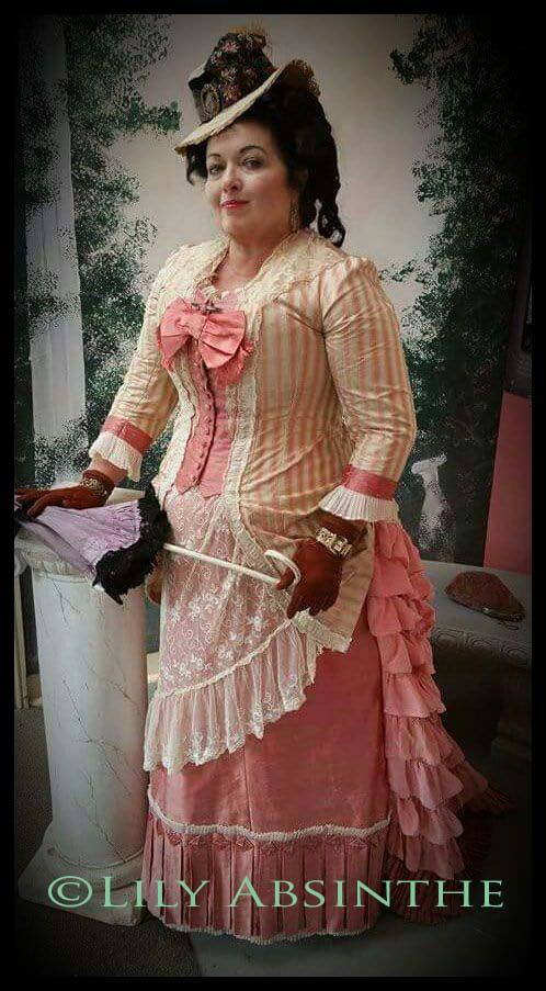 Tea Gown, 1880
