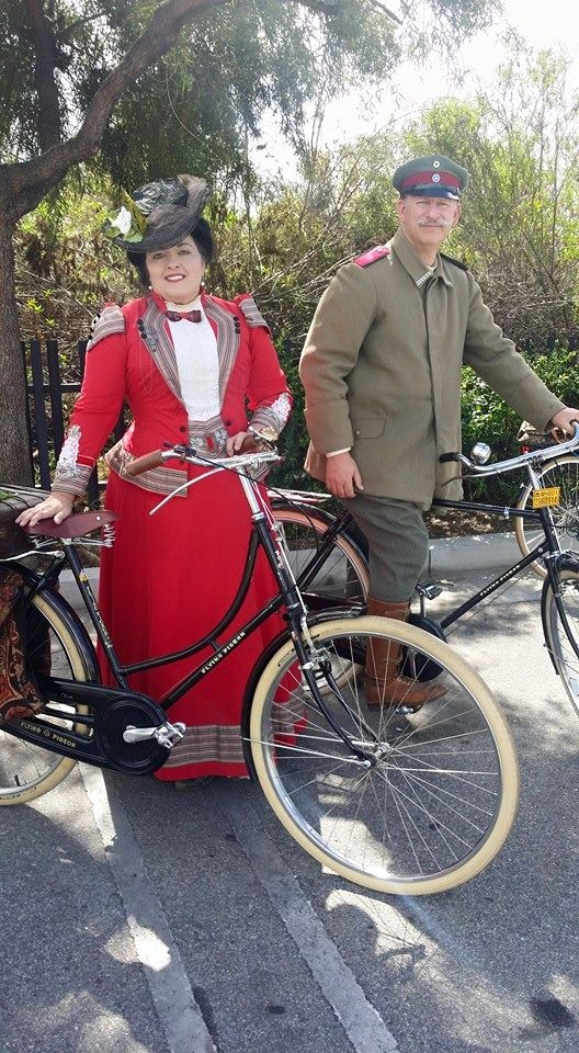 Tweed Ride1
