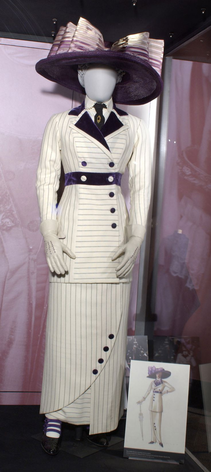 """The Titanic and the """"Titanic Era"""" in Costume History, Part 3 