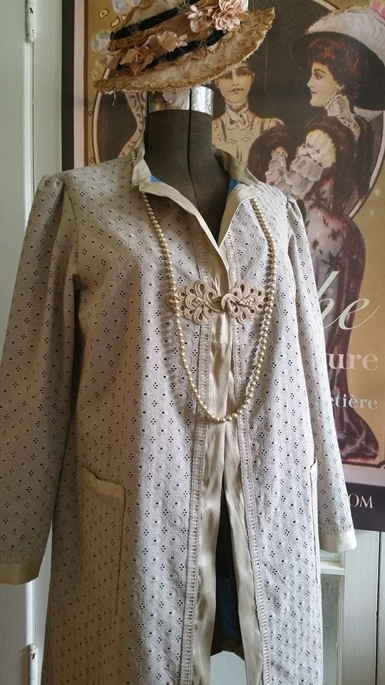 Downton Abby Coat1
