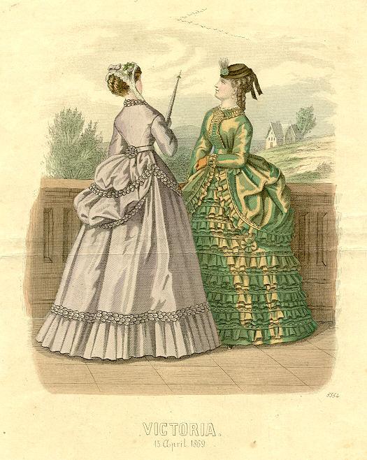 Victoria, 1869