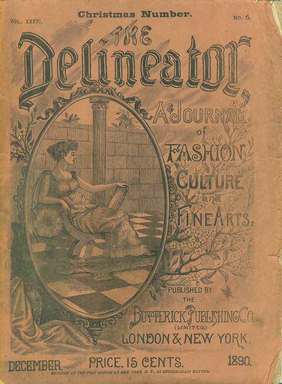 Cover Delineator 1890