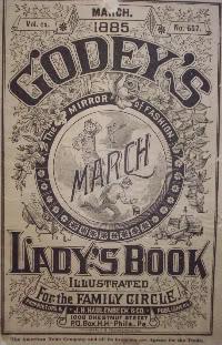 Cover Godeys 1885