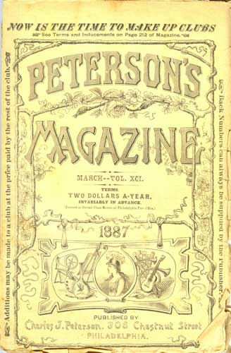Cover Petersons 1887