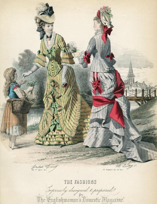 Englishwomens Domestic Magazine June 1876