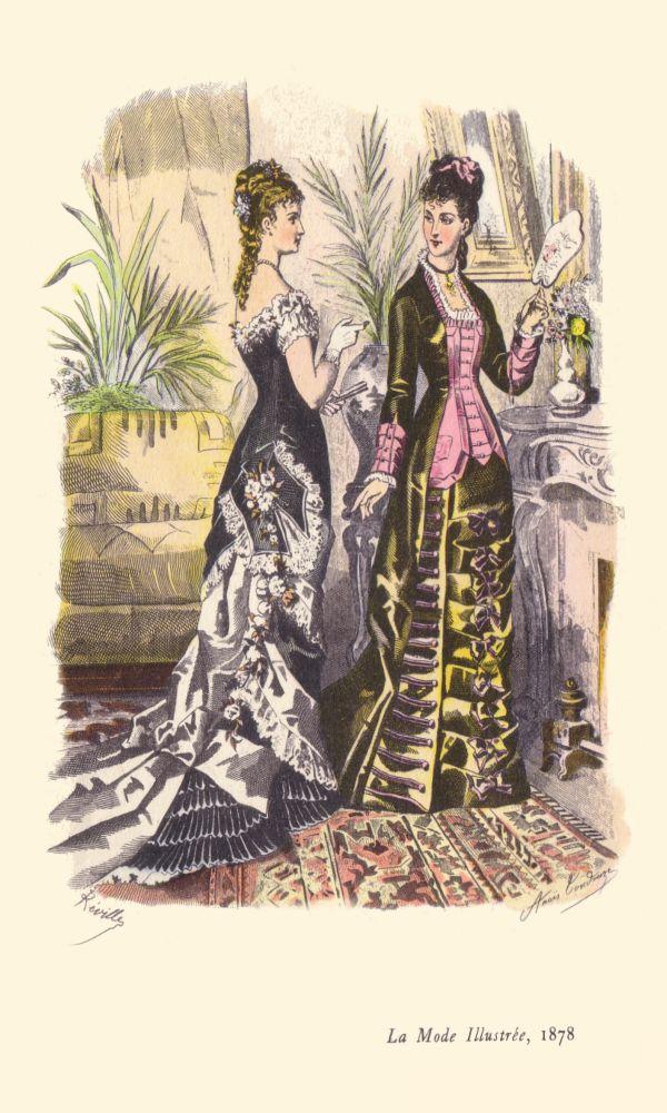 Le Mode Illustree 1878