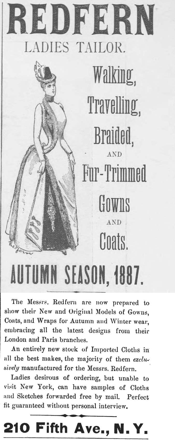 Redfern Ad_1887
