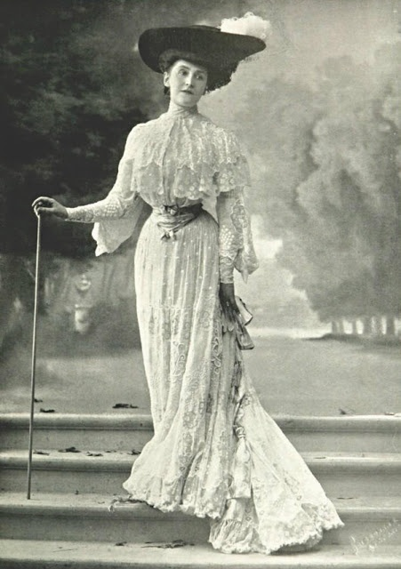 Redfern Afternoone Dress  1903