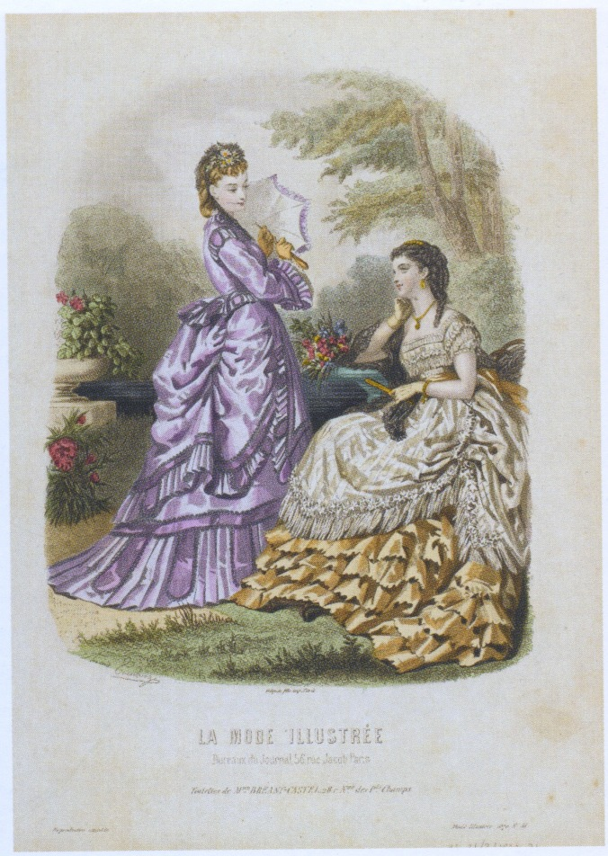 Le Mode Illustree, July 31, 1870