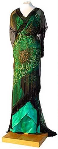 Lamanova_Green Dress1