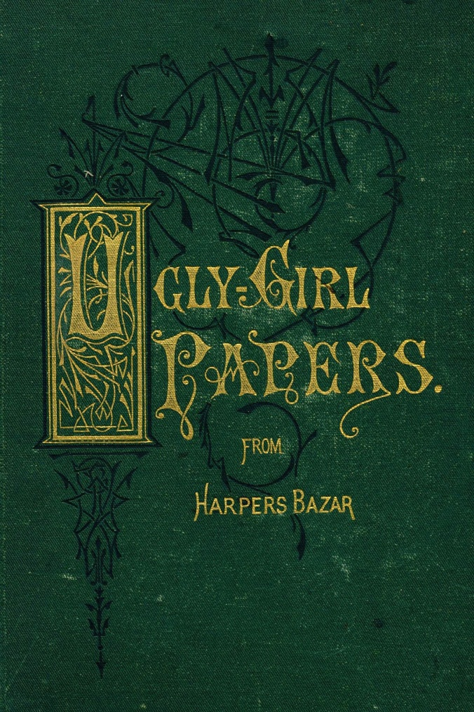 The Ugly Girl Papers_Cover