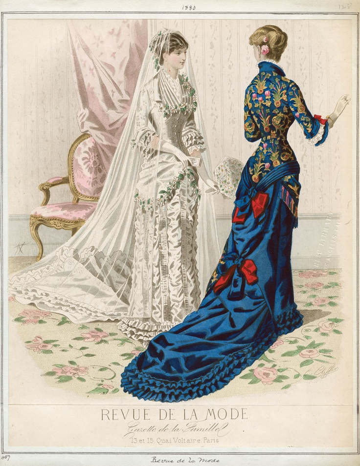 a brief look at wedding dresses of the 1880s lily absinthe
