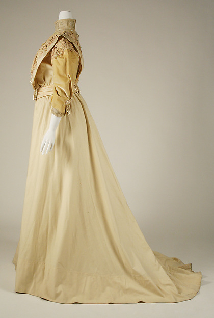 Paquin Day Dress - Side