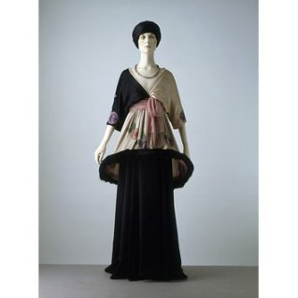 Poiret, Evening Dress, 1912; Victoria & Albert Museum (T.385&A-1976)