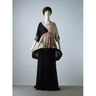Poiret, Evening Dress, 1912; Victoria & Albert Museum (T.385&A-1976)