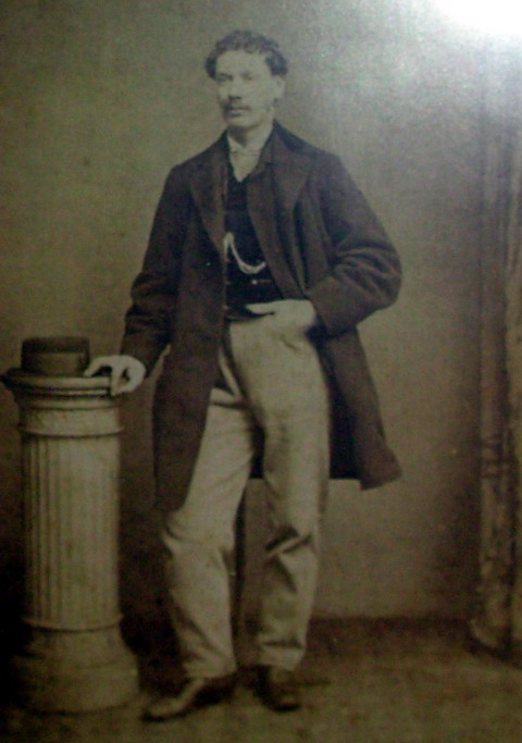 Curley Bill Brocious