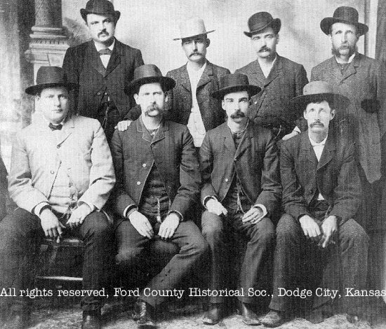 Lawmen Dodge City