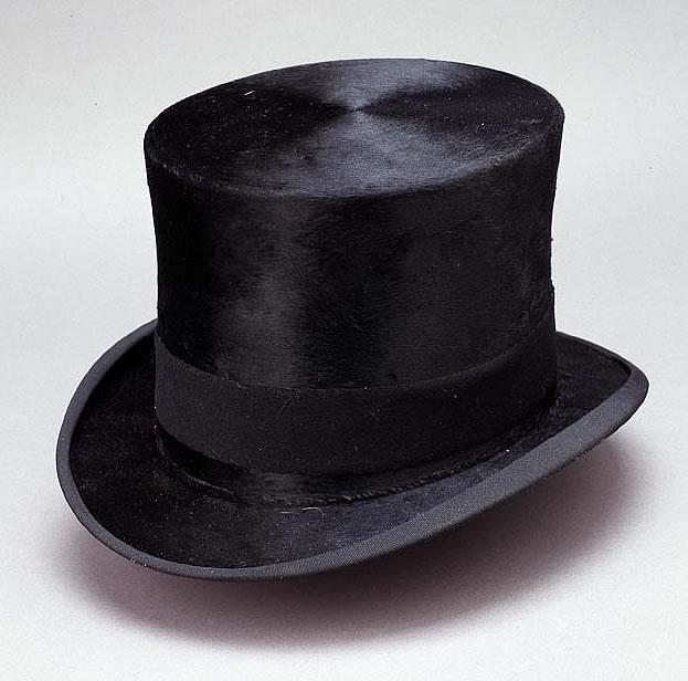 Top Hat 1885