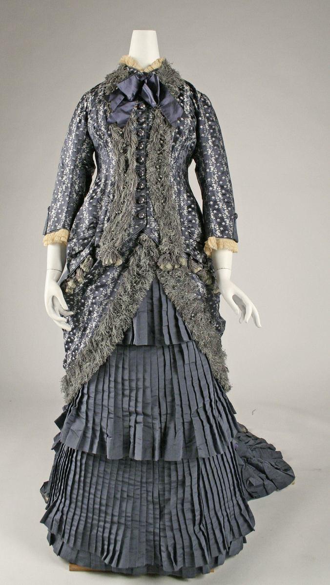 Day Dress 1880