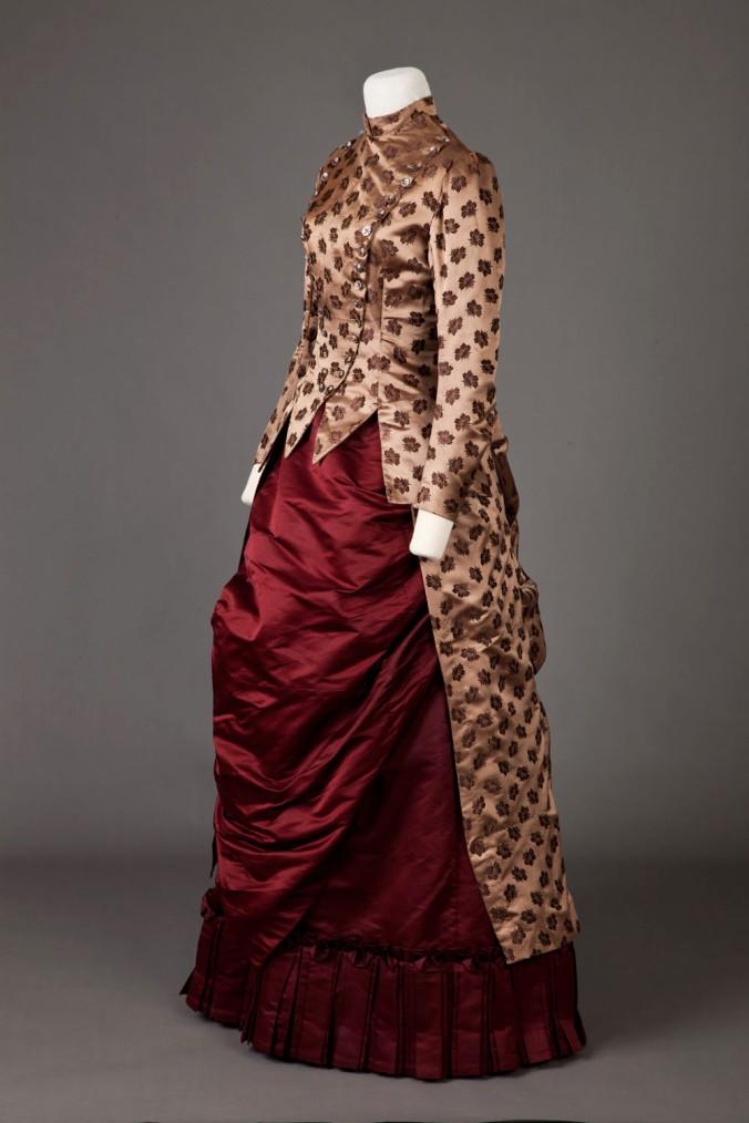 Day Dress 1885-86 2