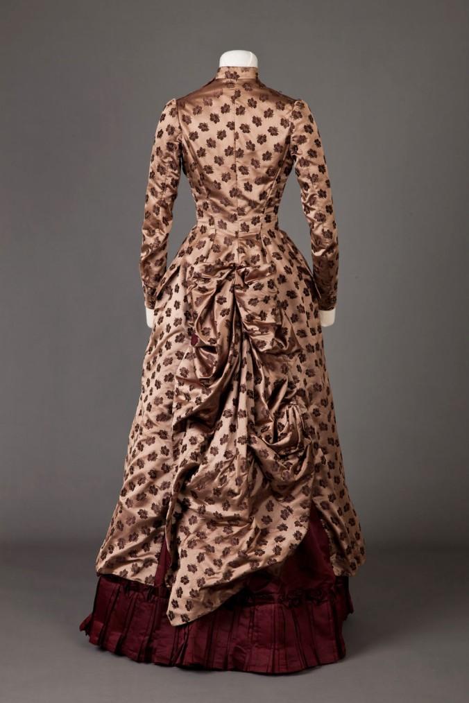 Day Dress 1885-86 7