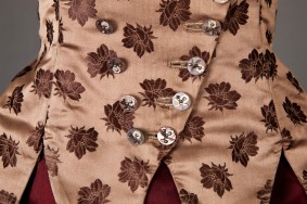 Close Up Of Lower Bodice