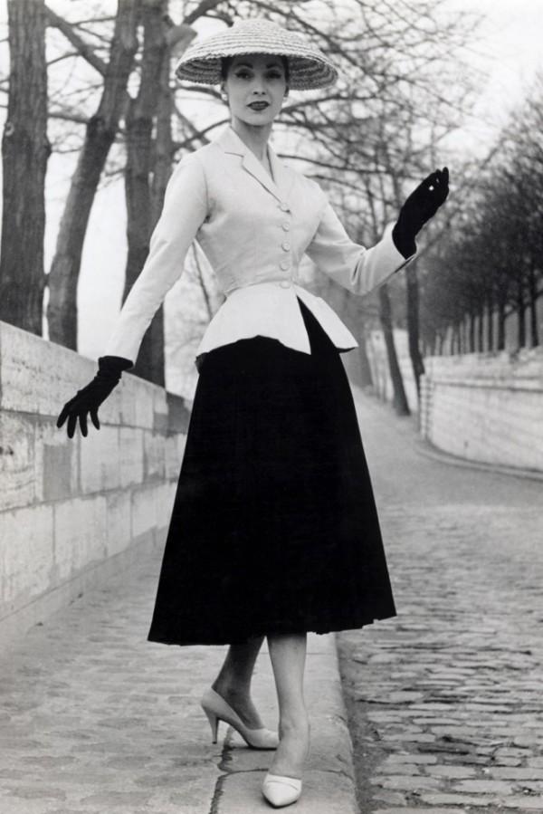 Dior Bar Suit 1947