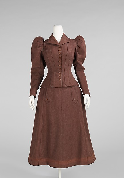 Cycling Suit 1896