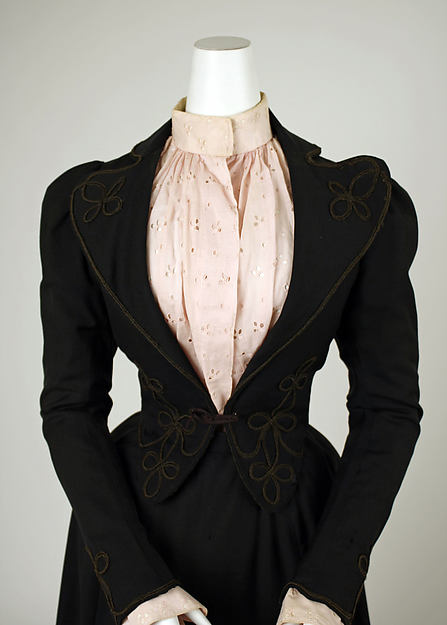 Walking Suit 1892