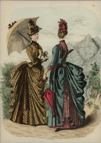 La Mode Illustree September 12 1886