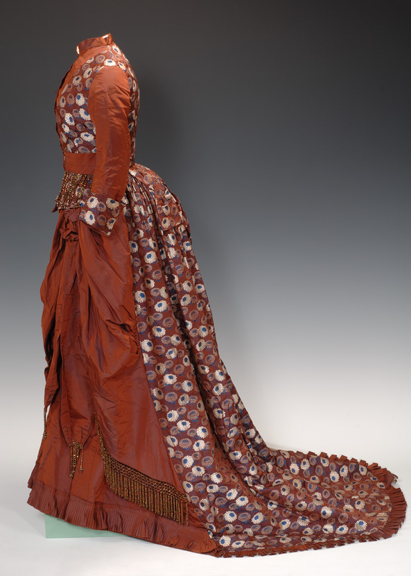 Day Dress c. 1876