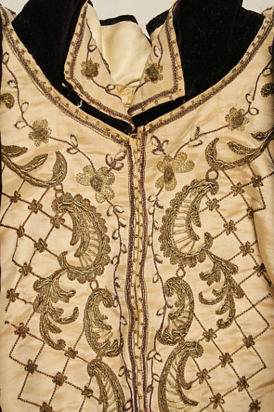Close-Up Of Under-Bodice