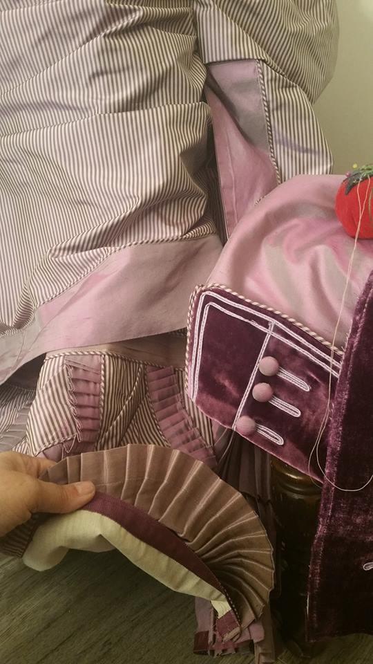 Purple Dress Pleats1 Karin
