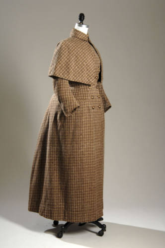 Womens Coat Redfern 1888