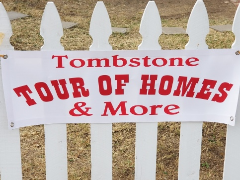 Historic House Tour Tombstone 2017