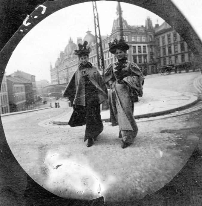 Street Style 1890s Norway
