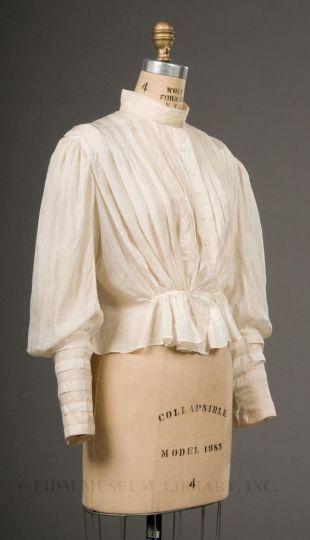 Shirt Waist c. 1890s