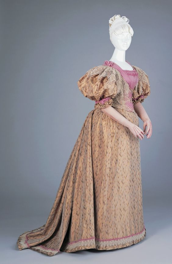 Evening Dress 1894