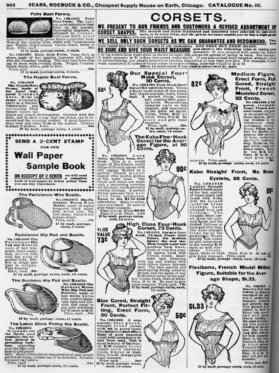 Sears Catalog No. 111 1902 Edition
