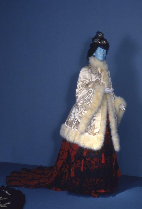 Emile Pingat Opera Cloak c. 1882