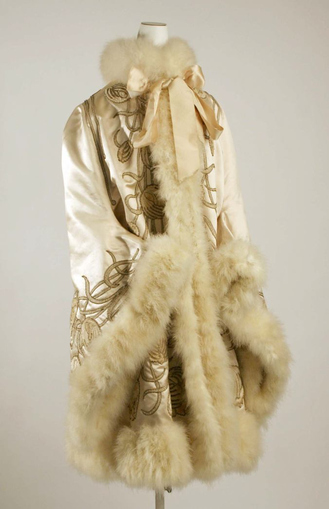 Pingat Opera Cloak c. 1882