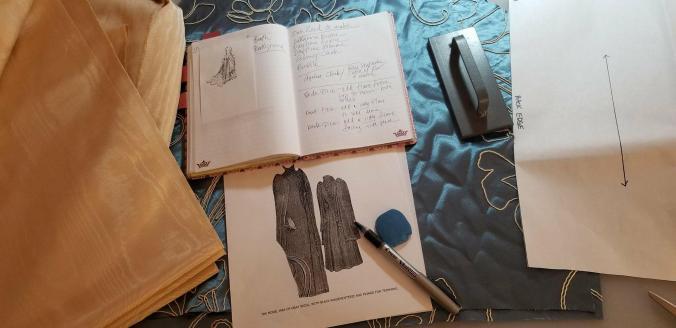 Karin Atelier Cloak Mantle